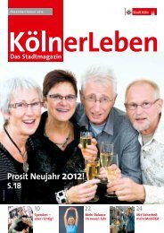 KölnerLeben - Stadt Köln