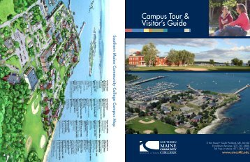 Campus Tour & Visitor's Guide - Southern Maine Community College