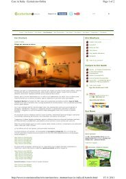 Page 1 of 2 Case in Italia - Ecoturismo Online 15.11.2011 http://www ...