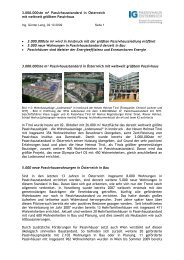 PA - 3000000m2 Passivhausstandard in A.pdf - Lang Consulting