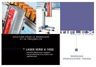 Télécharger notre fiche produit (PDF, 332 Ko) - Tiflex