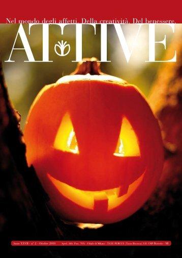 Anno XXVII - n° 2 - Ottobre 2010 - Attivecomeprima Onlus