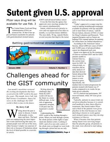 Jan 2006 edited - The Life Raft Group