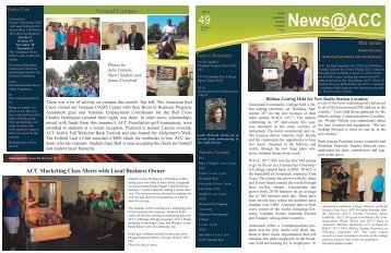 News@ACC October 2013 - Asnuntuck Community College