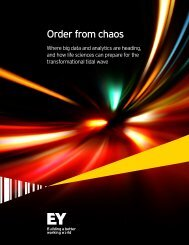 EY-order-from-chaos