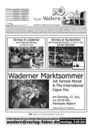 WADERN 23-2010.pmd - Stadt Wadern