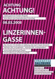 A1 Poster.indd - Stadt Salzburg