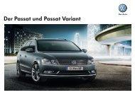 Der Passat und Passat Variant - Volkswagen
