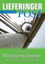 2012-2 Lieferinger Post - Stadt Salzburg