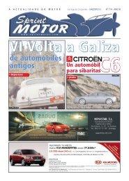 de automóbiles antigos de automóbiles antigos - Sprint Motor