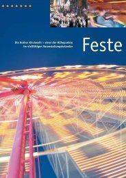 Pensionen und Ferien - Stadt Roth