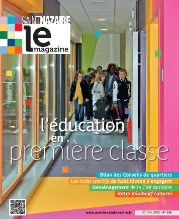 Saint-Nazaire le magazine n°258