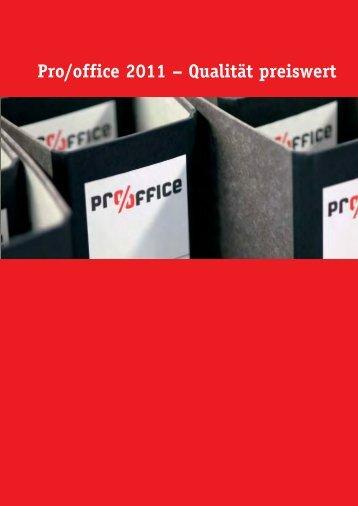 Sortiment pro/office