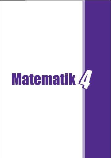 İlkokul Matematik Dersi Öğretim Programı Taslağı (4. Sınıf)