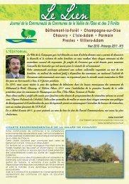 Hiver 2010 - Printemps 2011 - L'Isle-Adam