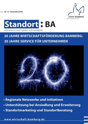 Standort :BA - Stadt Bamberg