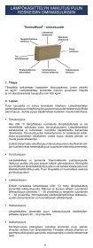 HYVÄ TIETÄÄ LÄMPÖPUUSTA - Rakentaja.fi - Page 6