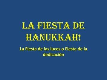 LA FIESTA DE HANUKKAH! 2010.pdf - Desdeelmontedeefraim.org