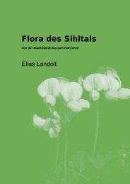 Flora des Sihltals - Fachstelle Naturschutz - Kanton Zürich