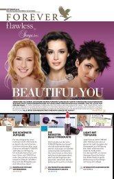 FOREVER Newspaper-Ausgabe September 2013, Doppelseiten