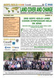 Newsletter 18 - GOFC-GOLD LC-IT Office