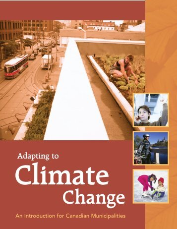 Adapting to Climate Change - Government of New Brunswick