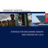 Strategi for den danske indsats mod pirateri 2011-2014 (pdf)