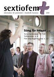 Läs 2010 års tidning (pdf) - Sundsvall