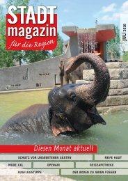2010 - STADTmagazin Rapperswil-Jona