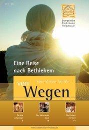 Weg - Evangelische Stadtmission Freiburg