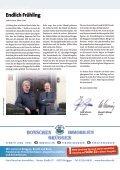 Sonntags wieder geöffnet ... - Stadtjournal Brüggen - Seite 3