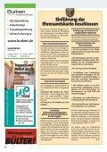 Sonntags wieder geöffnet ... - Stadtjournal Brüggen - Seite 6
