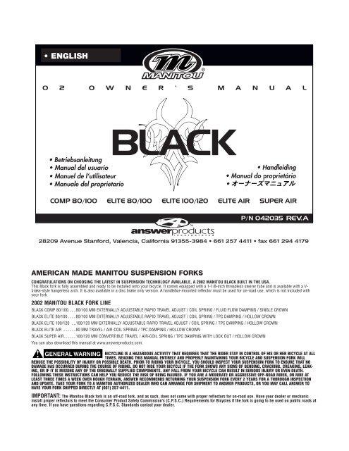 2002 black owners manual   screw   mechanical engineering.