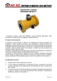 DRESSER IMTM-CT - Watergas