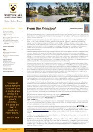 Issue No. 8 - March 27, 2009 - Whitefriars