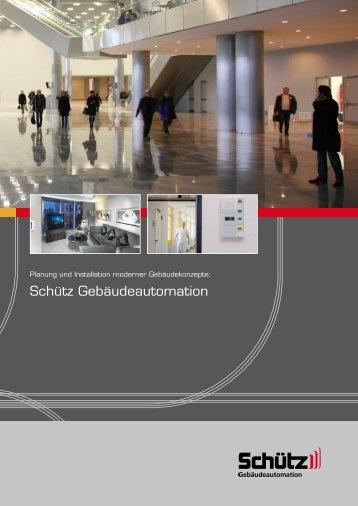 Schütz Gebäudeautomation - Schütz PTS