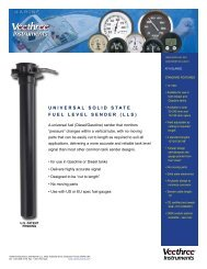 UNIVERSAL SOLID STATE FUEL LEVEL SENDER (LLS) - New Eagle