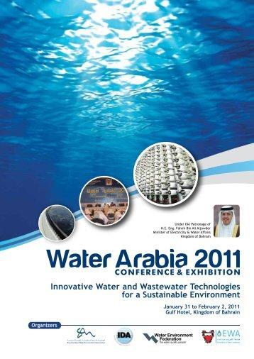 Water Arabia 2011 is - Saudi Arabian Water Environment ...