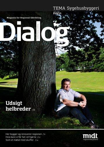 Udsigt helbreder / 8 - Region Midtjylland
