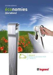 Brochure Green'up - Legrand