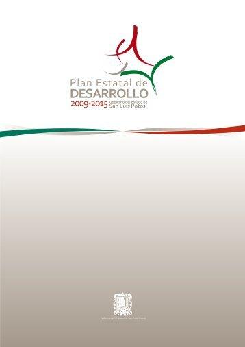 Plan Estatal de Desarrollo 2009 - 2015 (.pdf) - Cefim