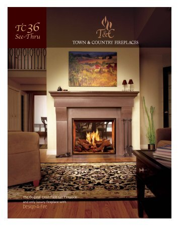 Brochure - Lisacs Fireplaces & Stoves