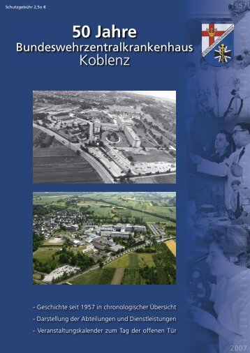 50 Jahre - Bundeswehrzentralkrankenhaus Koblenz
