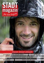 Diesen Monat aktuell - STADTmagazin Rapperswil-Jona