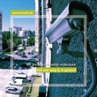 onderzoek camera.pdf - Algemene Directie Veiligheid en Preventie