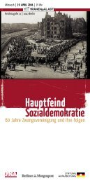 Kurzinfo [220 KB] - Bundesstiftung zur Aufarbeitung der SED-Diktatur