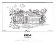 Jensen Beach CC - Engle Homes - Ibis - Florida Luxury Estates