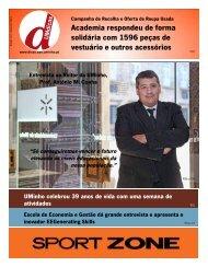 Jornal UMdicas nº110, de 24 de Fevereiro de 2013