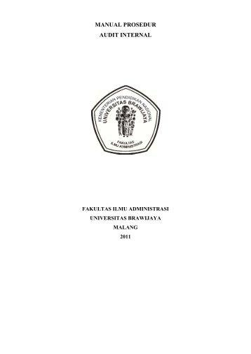 manual prosedur tindakan korektif dan pencegahan