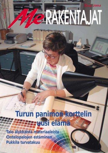 Me Rakentajat 2/04 pdf - Rakentaja.fi